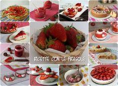 Gelato furbo alle fragole senza panna | Il chicco di mais Gelato, Cheesecake, Strawberry, Pasta, Food, Ice Cream, Cheesecakes, Essen, Strawberries
