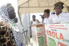 Ebola: Cruz Vermelha pede reforço de informação às populações atingidas | #Cloro, #CruzVermelha, #Ebola, #Epidemia, #IFRC, #Saneamento