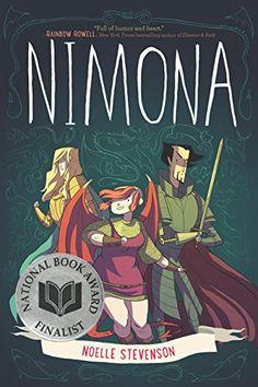 Nimona by Noelle Stevenson https://www.amazon.com/dp/0062278223/ref=cm_sw_r_pi_dp_x_ZXahyb41189NV