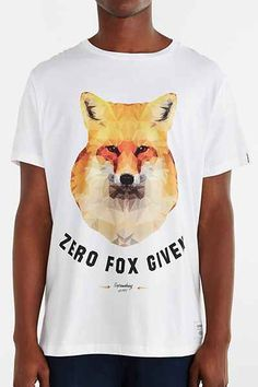 Supremebeing No Fox Given Tee - Urban Outfitters