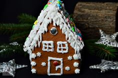 Christmas Holidays, Christmas Ornaments, Honeymoon Destinations, Royal Icing, Holidays And Events, I Foods, Gingerbread, Holiday Decor, Desserts