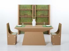 Italy& kubedesign expands its range of nicer-than-you-thought cardboard furniture Furniture Projects, Kids Furniture, Furniture Making, Furniture Design, Cardboard Paper, Cardboard Crafts, Cardboard Boxes, Eco Design, Diy Storage Boxes