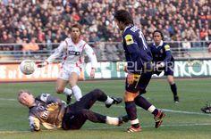 "Alessandro Del Piero: ""A goal for my daddy."" [Bari, San Nicola Stadium]"