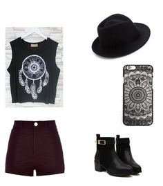 """Untitled #22"" by piper-staunton on Polyvore featuring Eugenia Kim and River Island"