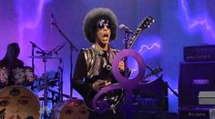 """Eclectic and on Point, Prince Hijacks 8 Minutes on 'S.N.L.'"" (...) Here Prince was focused in the extreme — on point, and on the clock. Taking the stage at 12:06 a.m. with the power trio 3rdEyeGirl — Donna Grantis on guitar, Ida Nielsen on bass and Hannah Ford Welton on drums — he struck up a medley of songs from ""PlectrumElectrum,"" one of his two new albums.  (...) full article: http://artsbeat.blogs.nytimes.com/2014/11/02/prince-on-saturday-night-live-is-eclectic-and-on-point/?_r=0"