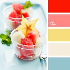 Summer Color Palette for design inspiration Colour Pallette, Color Palate, Colour Schemes, Color Combinations, Design Seeds, Color Blending, Color Mixing, Color Concept, Colour Board
