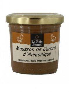 Mousson de canard d'Armorique, 90g