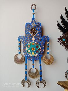 Safari Decorations, Ramadan Decorations, Clay Crafts, Diy And Crafts, Sisal, Ramadan Activities, Hamsa Jewelry, Arabic Art, Leather Art