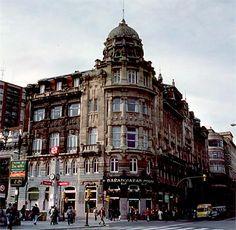 Basque Country, Bizkaia, Bilbao, La Bilbaina Society