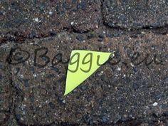 Gifgroene marker   Kleding markers   www.baggie.eu