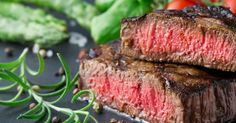 This year's top 5 picks - the very best sous vide steak recipes Best Sous Vide Steak Recipe, Steak Recipes, Cooking Recipes, Meat Marinade, Smart Nutrition, Food Cost, Perfect Steak, Best Steak, How To Cook Steak