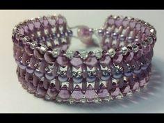 (Tutorial) Queen Of Diamonds Bracelet DIY (Video 176)