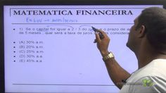 Dica de Matemática - Juros simples - Professor Marcos Antônio