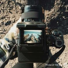 Camera by the beach. Photo of the Day by Amber Schoniwitz #swblog