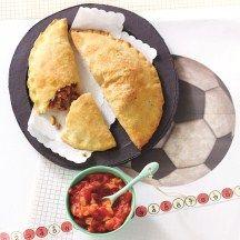 Braziliaanse empanada's met pittige salsa - 7PP