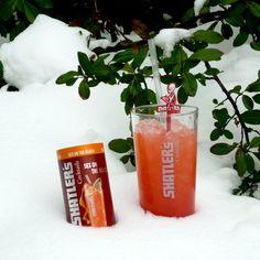 #SHATLER's Sex On The Beach - Snow Time - Yummyyy #cocktail #snow