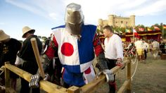 Knights Battle in Spain: The Medieval Combat Championship (PHOTOS) - weather.com