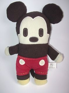 Disney Mickey Mouse Pook a Looz