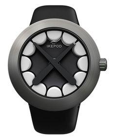 Ikepod Horizon Wristwatch by KAWS  www.ikepod.com  via www.dailyicon.net