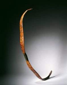 Bow | The Aga Khan Museum: Wood and Lacquer - Zand or Qajar, 18th-19th century