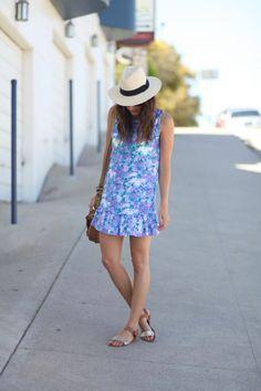 summer feminine look