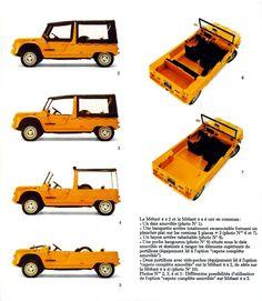 Classic Car News Pics And Videos From Around The World Citroen Van, Psa Peugeot Citroen, Vintage Bikes, Vintage Cars, Beach Cars, Veteran Car, Chevy, 4x4, Car Advertising