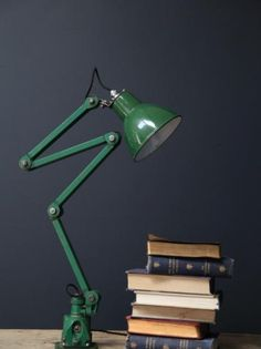 Large Machinist light, Antique Lighting, Drew Pritchard