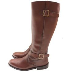 I love riding boots.