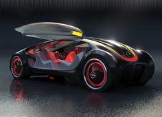 futuristic numbers | Future Transportation - Opel Siderium Car Concept with Luxury and ...