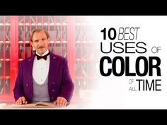 10 Best Uses of Color of All Time - YouTube