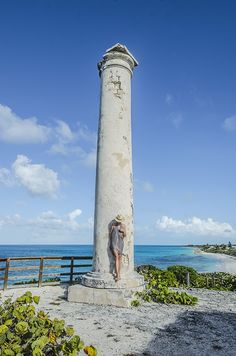 Williams Town Salt Beacon | Little Exuma, Bahamas. Close to Santana's Beach Bar!