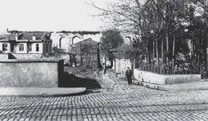 Saraçhane'den Bir Görünüm | Eski İstanbul Fotoğrafları Arşivi