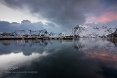 Arctic Dream by lukasmoesch
