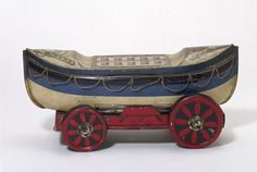Biscuit tin, Carr & Co., via the Victoria & Albert Museum