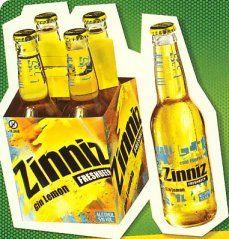Nog voor het grote succes van Radler bier bracht Grolsch in 2002 het merk Zinniz uit. Het smaakjesbier verkocht niet en verdween al in 2003