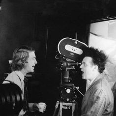 Behind the scenes with David Lynch and Jack Nance on 'Eraserhead' Dangerous Minds Reservoir Dogs, Sofia Coppola, Quentin Tarantino, Twin Peaks, David Lynch Eraserhead, Jack Nance, Digital Film, Dangerous Minds, Film Inspiration