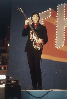 The Beatles perform at Budokan Hall in Tokyo, Japan for the first time, June 30…