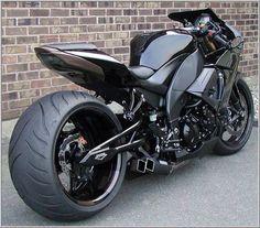 Suzuki Motorcycle só o filé