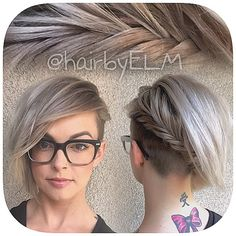 Oh my god this cut is adorable! Why can't my hair grow fast!!!!!!!