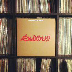 Released June 3, 1977. #nowspinning #bobmarleyandthewailers #exodus #vinyl #recordcollection #love #jah 1977