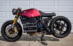 A couple of weeks ago I came across a cool picture on Instagram with a cool looking custom BMW K100 and its proud owner/builder standing behind it. I instantly fell in love with the machine and contacted the guy. It was Trevor Ditson and he said that his project wasn't finished yet. Trevor, a one-man-show who's …