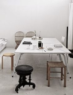 Méchant Studio Blog: 7 working areas i heart