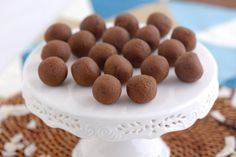 Pack some quick and wholesome fuel into your day with these cookie energy bites! And, with only 2 main ingredients, they're SO easy to make. Prunes are full of fiber and natural sweetness, so no sugars or sweeteners are needed in this recipe! And, the...