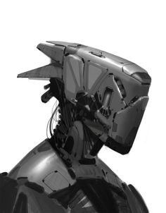 run2damoon: Robot by Jad Saber