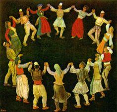 circle dance//DAD DANCE
