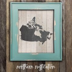 Canada Map Print - Chalkboard Art - Canadian Poster Art - Cabin Decor - Canadiana - Made in Canada Canadian Sellers - Canada Day Decor (11.00 USD) by NorthernRustication Canada Party, Porch Decorating, Decorating Ideas, Craft Ideas, Decorating With Pictures, Shabby Chic Cottage, Chalkboard Art, Rustic Elegance, Picture Wall