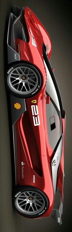 Ferrari Xezri Competizione Concept by Levon - https://www.luxury.guugles.com/ferrari-xezri-competizione-concept-by-levon-3/