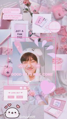 ©chuuren09 Kpop Backgrounds, Zero Two, Kpop Groups, Boy Or Girl, Wallpaper, Day, Pink, Anime, Beautiful