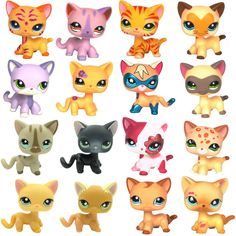 Littlest Pet Shop Short Hair cat LPS toys EUROPEAN San Diego Comic Con Kitty | Toys & Games, Other Toys & Games | eBay!