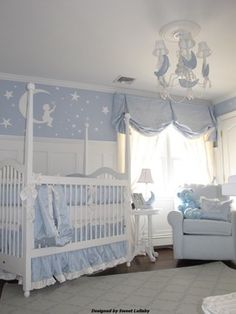 Goodnight Moon Nursery by Sweet Lullaby designs #laylagrayce #nursery #newportcottages